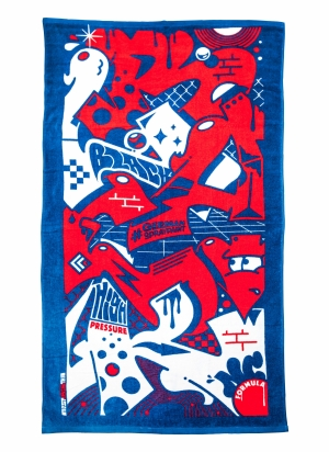 Montana Beach Towel by Most