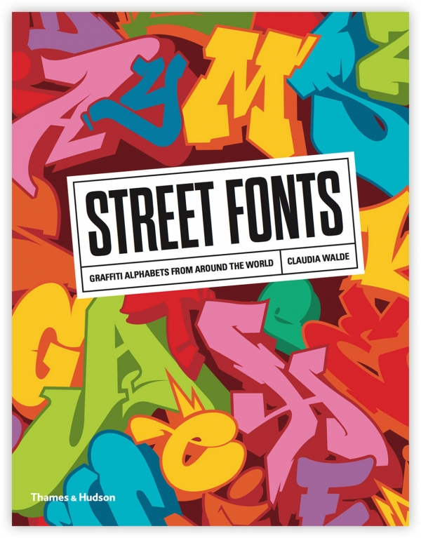 Street Fonts English - Soft cover