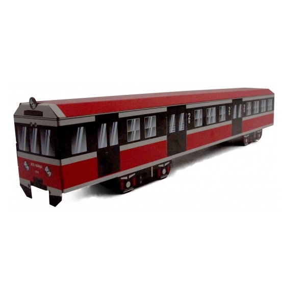 Reivah Train Model EN57