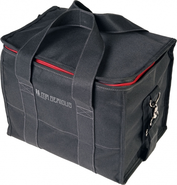 Mr. Serious Shoulder 12 can bag