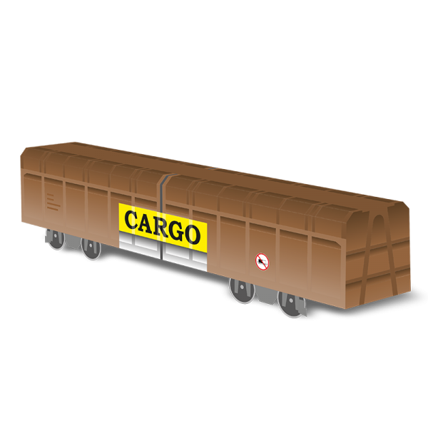 Mini Subways - Cargo