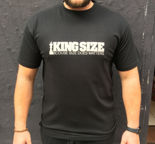 Kingsize T-shirt