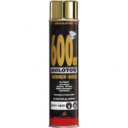 Molotow Burner 600ml-GOLD a COPPER