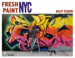 Fresh Paint NYC book
