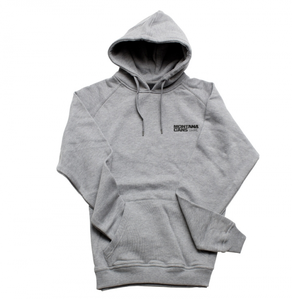 Montana-Cans hoodie Grey